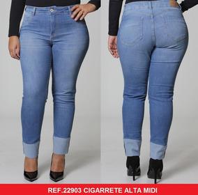 3eb07e500 Calça Biotipo Feminina Rasgada Tamanho 48 - Calças Jeans Feminino 48  Cintura média Azul aço em São Paulo no Mercado Livre Brasil