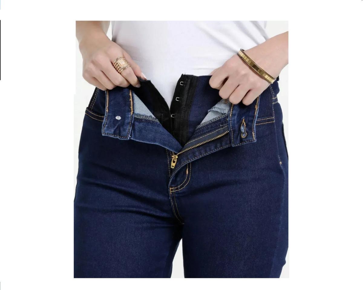 0e57c20e6 calça feminina jeans legging super lipo sawary cintura alta. Carregando  zoom.