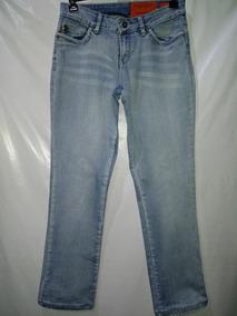 5390f3292 Calça Jeans Ellus Reta - Calças Feminino no Mercado Livre Brasil