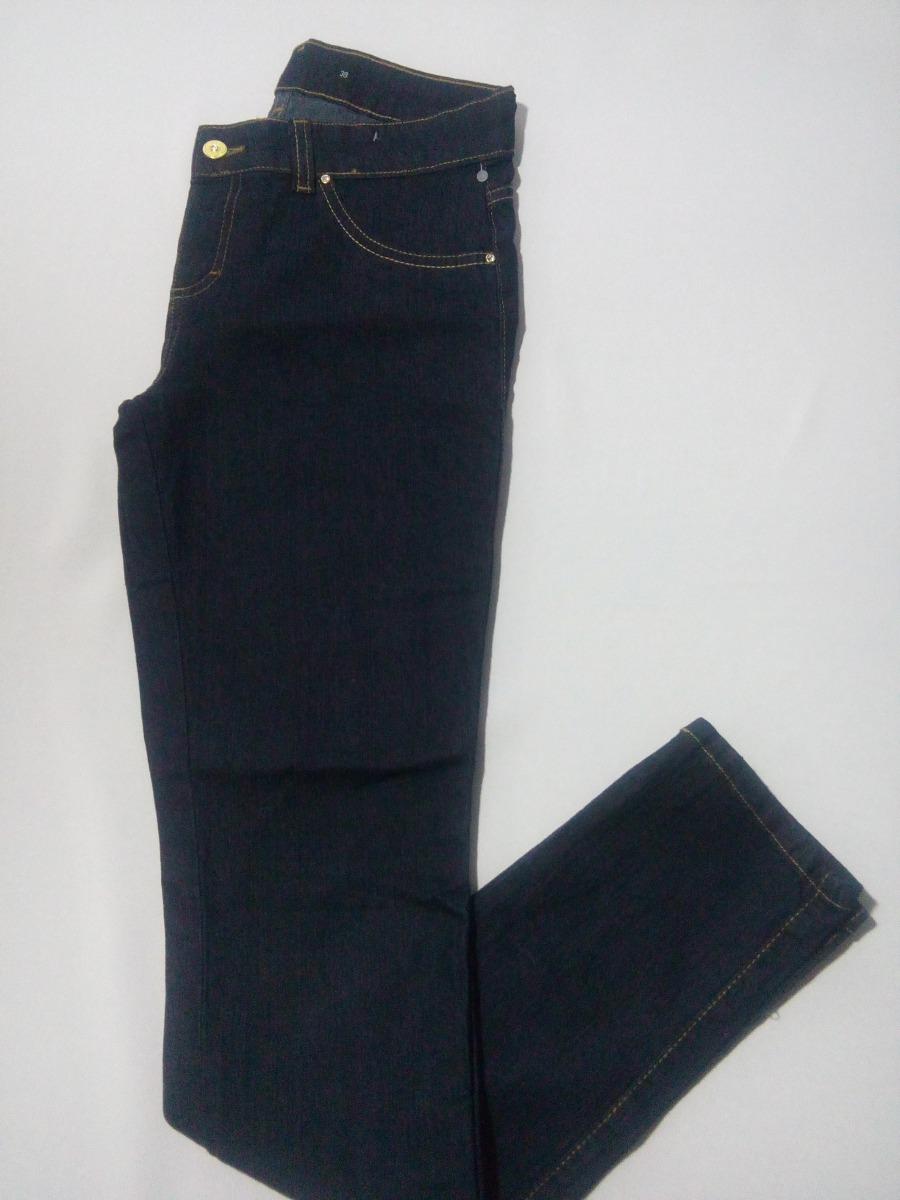 ae5f434c9 Calça Feminina Jeans Skinny Com Strass Ref.77c! Nova - R$ 35,90 em ...