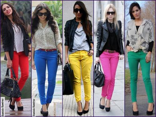 calça feminina / muitas cores, pronta entrega. ref: 429