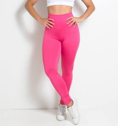 calça feminina para musculacao ginastica suplex de qualidade