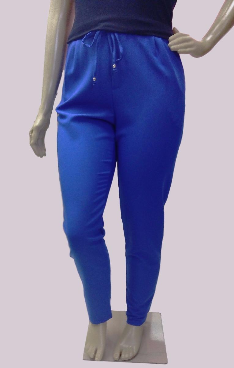 a3558b190 calça feminina plus size tecido crepe cint alta-92. Carregando zoom.