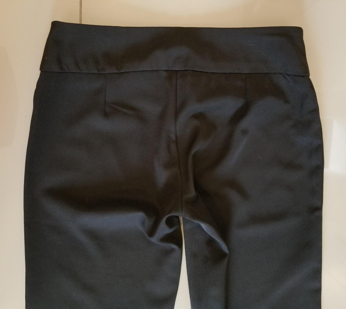 5517fd714 calça feminina social alfaiataria preta - tam. 40 - bbsp. Carregando zoom.