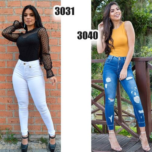 calça feminina sol jeans original com lycra coleção premium