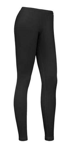 calça feminina térmica segunda pele motociclista solo preta
