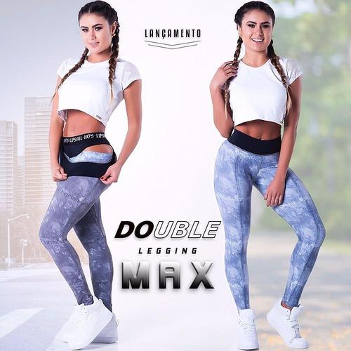 calça fitness roupas para academia, musculação, crossfit 289
