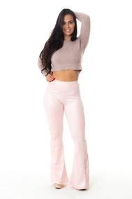 e73c6e925 Calca Cirre Rosa - Calçados, Roupas e Bolsas no Mercado Livre Brasil