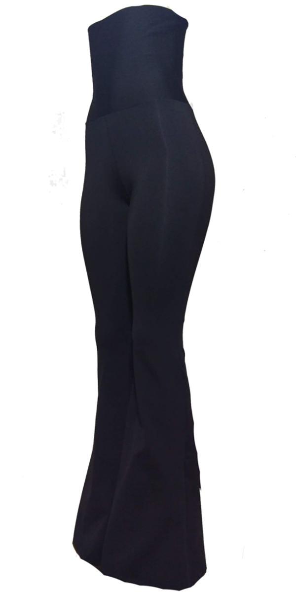 calça flare feminina cos super alto boca de sino legging. Carregando zoom. 944f53613d9b1