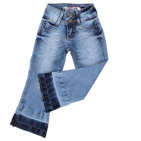 e0a87e7ac Calça Jeans Clara Manchada Feminina - Calçados, Roupas e Bolsas no ...
