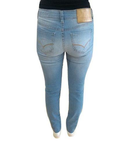 calça forum jeans verônica clara feminina