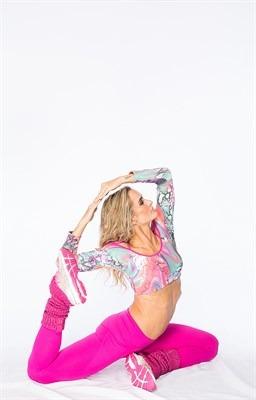 calça fusô  para malhar fitness mirella suplex