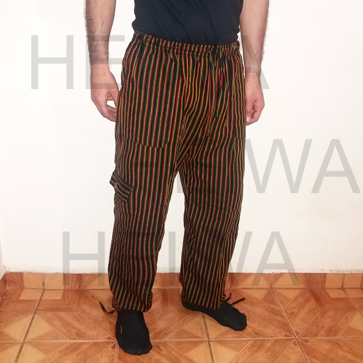 7a0eadd2a6418c Calça G 99cm Pantalona Peruana Boliviana Peru Bolivia Rasta
