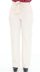 47de5630c Calça Pantalona - Calças Feminino em Minas Gerais no Mercado Livre Brasil