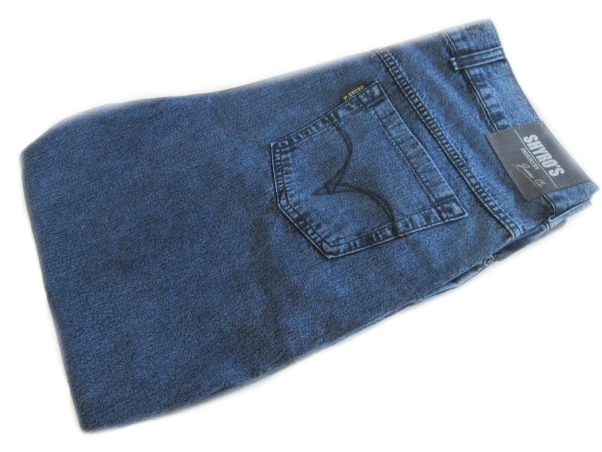 f315f118d7 calça jeans 100% algodão reta 52 (24679). Carregando zoom.