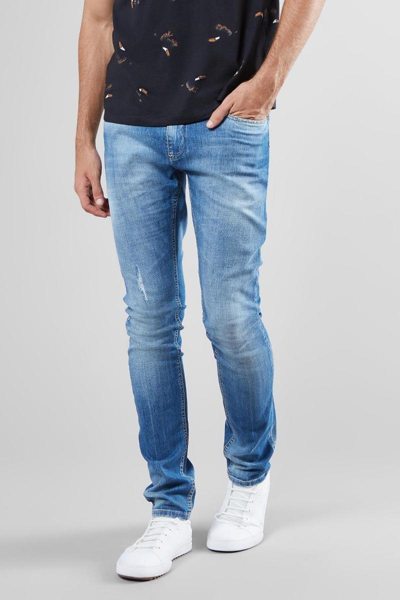 e3577ed2e calca jeans +5561 cabeceiras reserva. Carregando zoom.