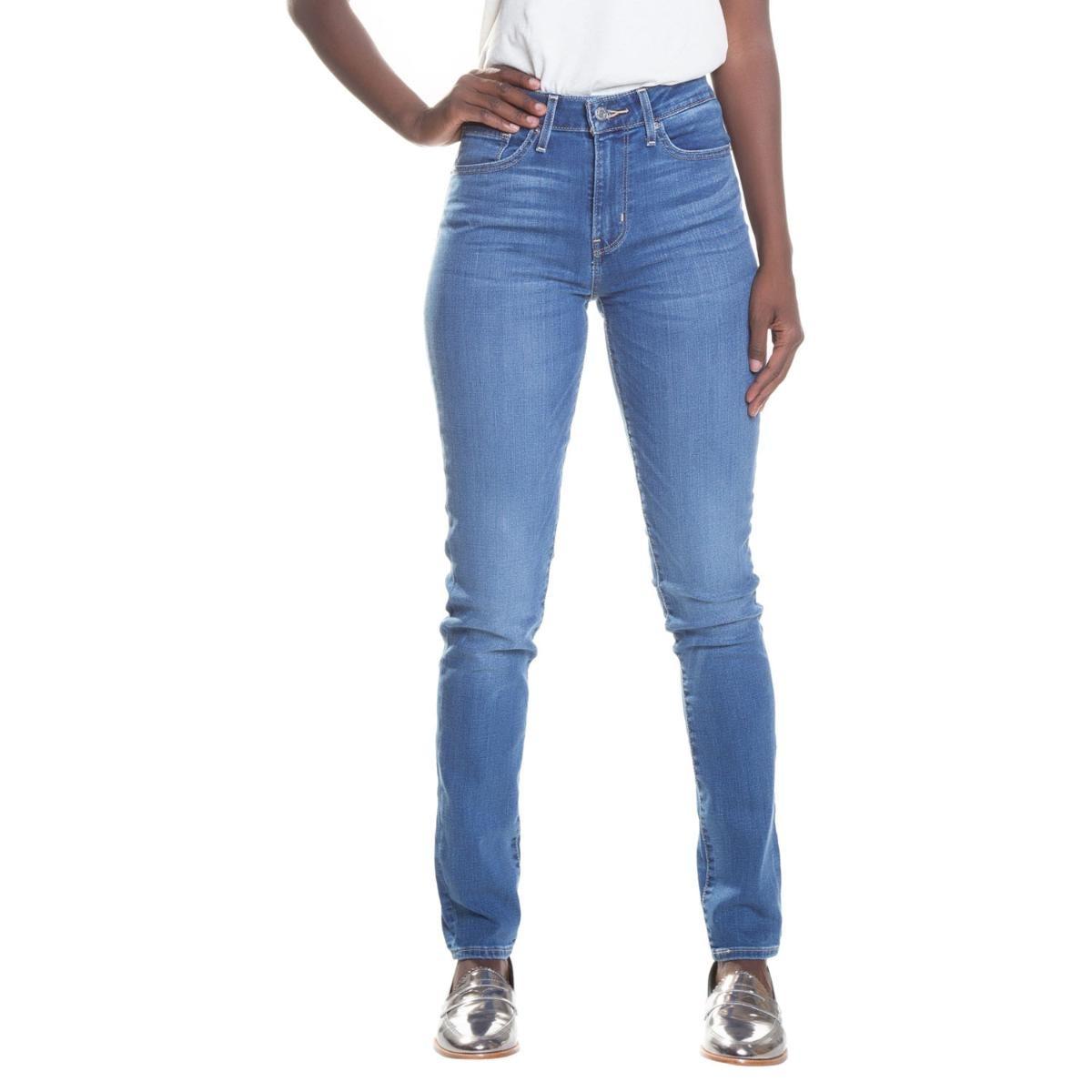 Calça Jeans 721 High Rise Skinny Levis 188820062 - R  299,90 em ... 36ddca40e6