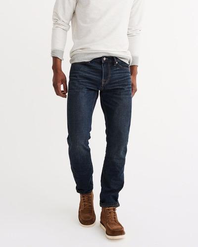 calça jeans abercrombie