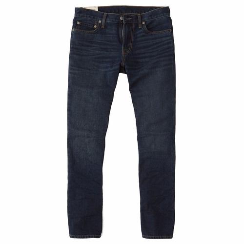 calça jeans abercrombie masculina - tam 42 (33x32) - p13