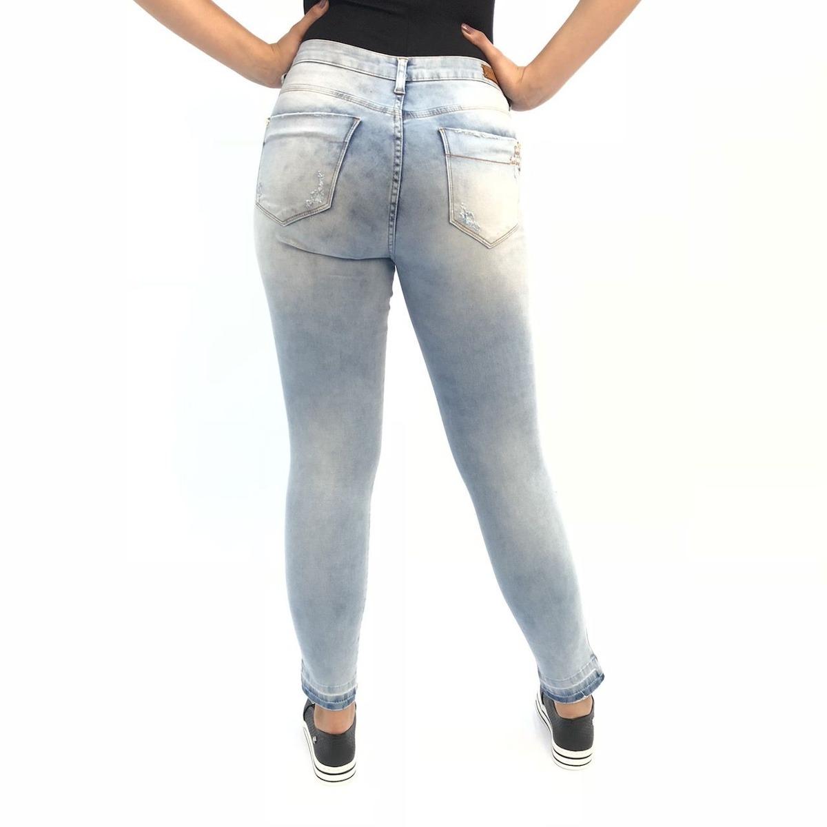 4c12406cb144b calça jeans ana hickmann ref ana21394. Carregando zoom.