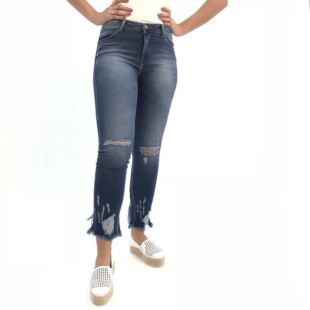 cee6f660fa373 calça jeans ana hickmann ref ana21411. Carregando zoom.