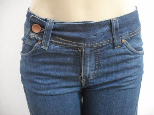 calça jeans anne kanner tam 36 usado bom estado