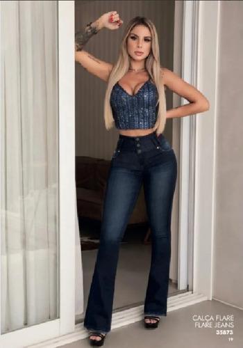 calça jeans aproveite o frete grátis feminina pit bull jeans