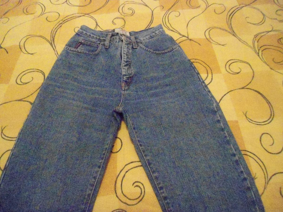 4ca9ca84d6c Calça Jeans Armani Tamanho 36 Azul Otimo Estado - R  120