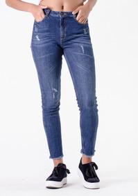 395eddee7 Calça Jeans Gang - Calças Jeans Feminino no Mercado Livre Brasil