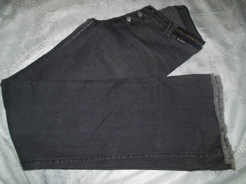 calça jeans cinto cianinha   tamanho 38