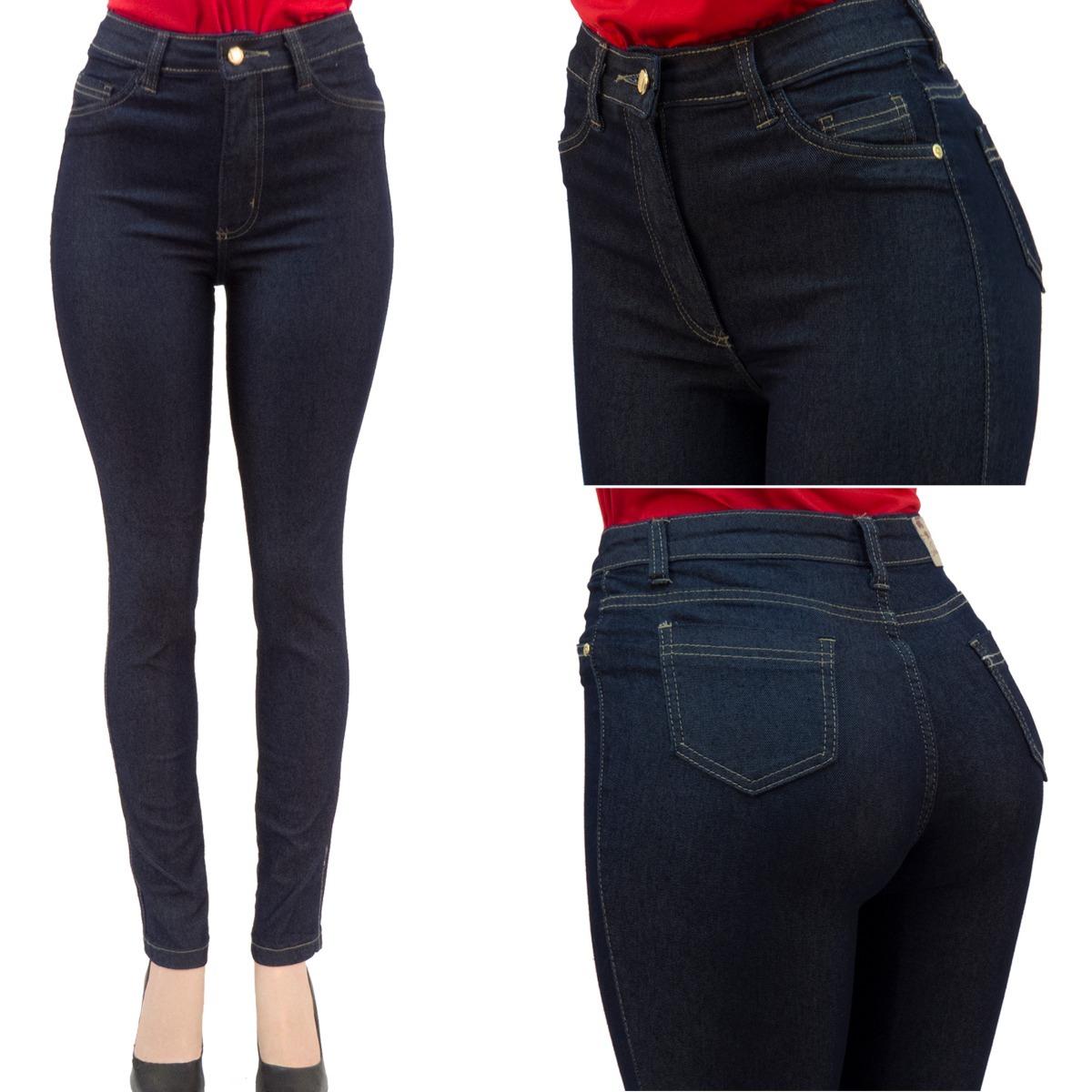 7f04f3f09 calça jeans cintura alta hot pants barata 36 ao 46. Carregando zoom.