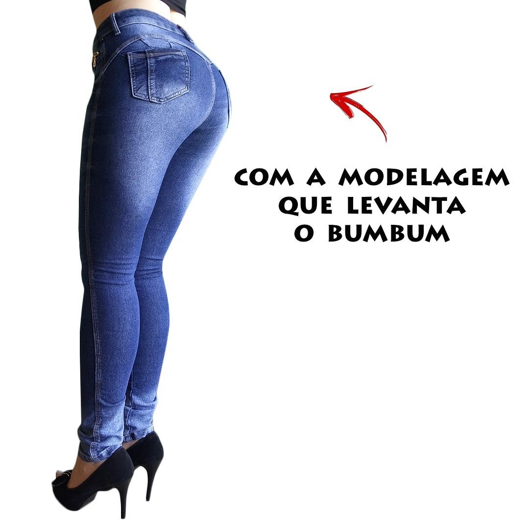 d5b84003d calça jeans cintura alta hot pants feminina muito barata. Carregando zoom.