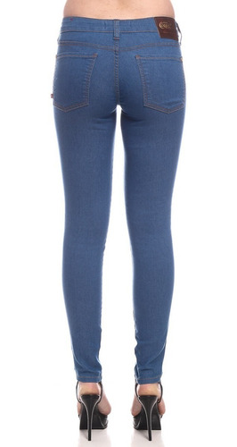 calça jeans coca-cola low skinny cintura baixa 23202582