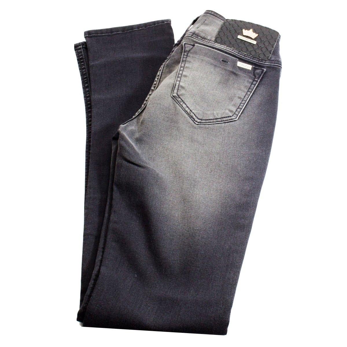 74c560b28 Calça Jeans Infantil Feminina Colcci Fun Indigo Promoção - R$ 129,01 ...