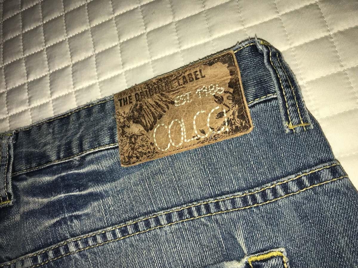 c1a00098a5d60 calça jeans colcci original 46 mcd ellus. Carregando zoom.