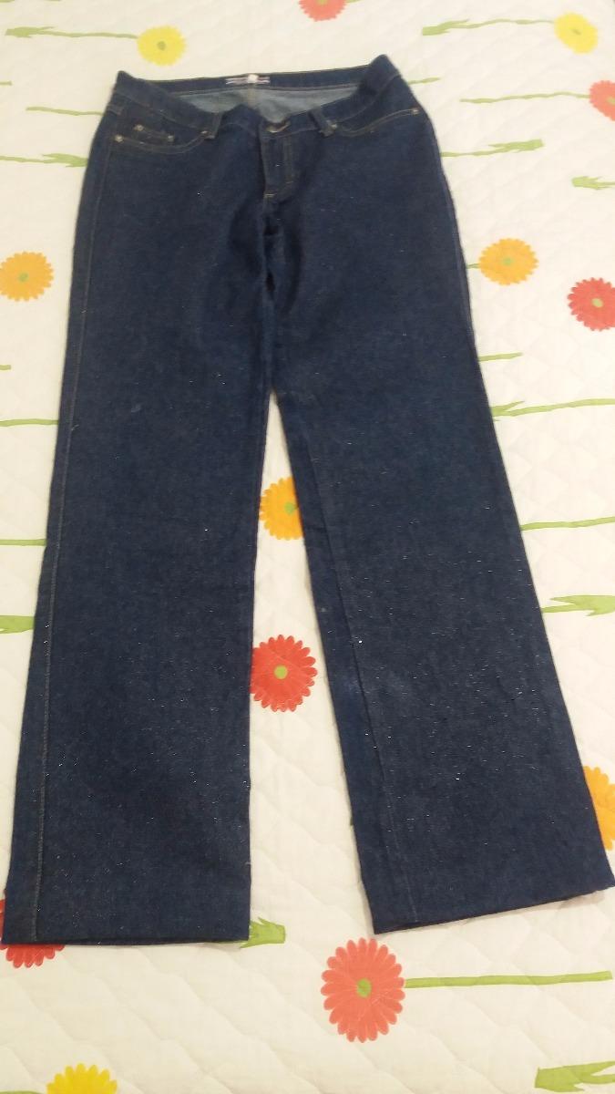 b4b1361fb Calça Jeans Com Brilho Gang 42 - R$ 35,00 em Mercado Livre