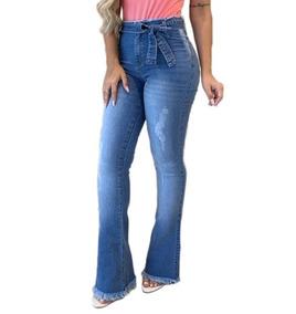 c858d7a73 Calca Jeans Stradaly 50 Cint Calcas - Calças Feminino Azul marinho no  Mercado Livre Brasil