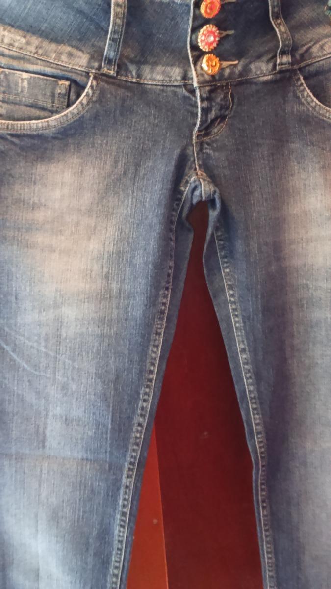 f06f7f1af Calça Jeans Com Elastano Da Marca Denuncia - R$ 148,00 em Mercado Livre