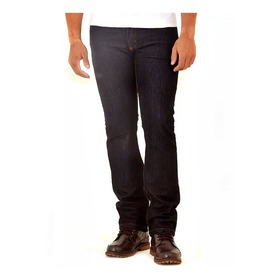 Calça Jeans Corse Motorcycle Com Kevlar - Azul Escuro