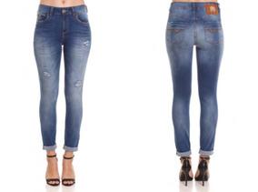 cbeea4a44 Calca Colcci Feminina - Calças Colcci Calças Jeans Feminino no Mercado  Livre Brasil