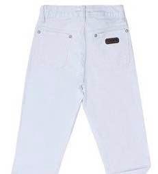 Calça Jeans Country Feminina Flare Branca C lycra - Dock s - R  169 ... 873399d451f