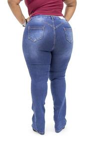 f6de1028d Calça Credencial Jeans Feminina - Calças no Mercado Livre Brasil