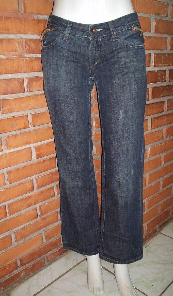 calça jeans damyller feminina tamanho 44. Carregando zoom. 41f01a341b5
