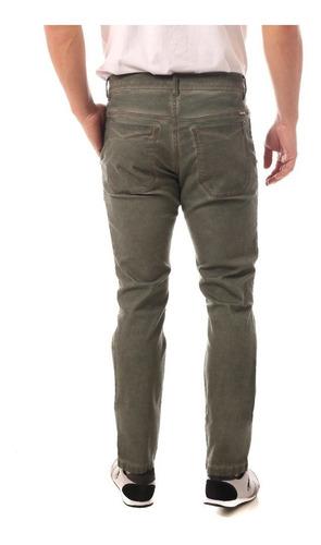 eccc68b6b8 Calça Jeans Denuncia Casual Verde Militar - R$ 217,99 em Mercado Livre