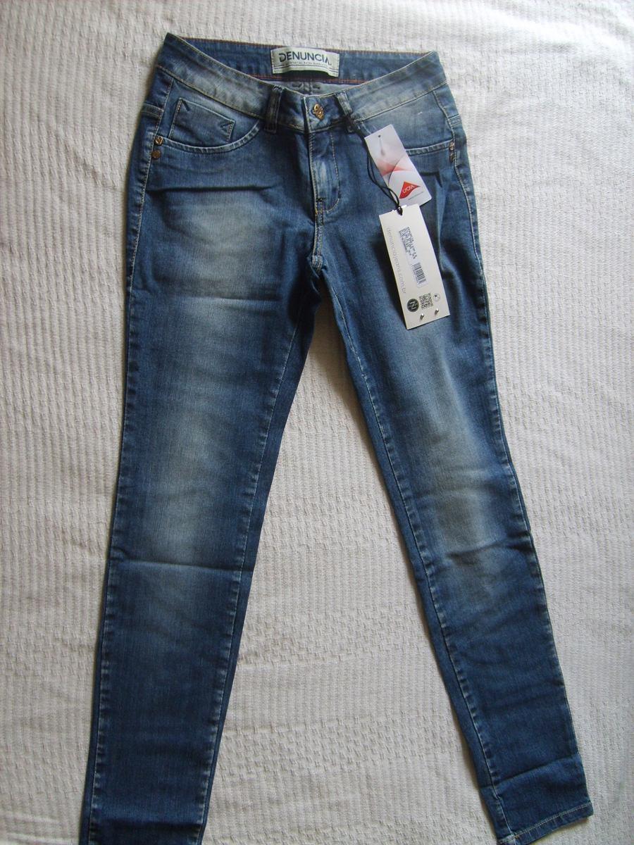 66e83d885 calça jeans denuncia da osmoze modelo skinny 201-3-22870. Carregando zoom.