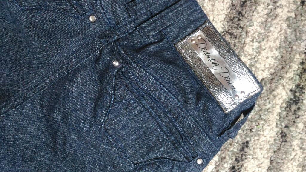 05f9abe2d Calça Jeans Denúncia Jeans Wear - R$ 75,00 em Mercado Livre