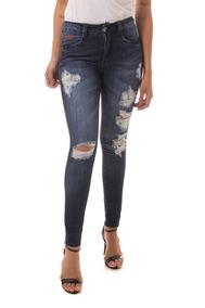 8bd86bbcd9 Calça Jeans Denúncia - Calças com o Melhores Preços no Mercado Livre ...