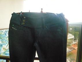 5961f71a4 Calca Diesel Bootzee 661e Jeans Bootcut Azul Original! - Calças ...