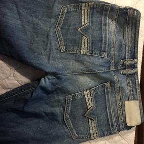 994bda387d72f4 Calça Jeans Diesel Original Zatiny 008jq Stretch Tam 42 Ita