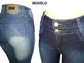 8d42a1d6e Calças Jeans Que Aumentam O Quadril - Calçados, Roupas e Bolsas no Mercado  Livre Brasil
